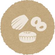 焼菓子の種類